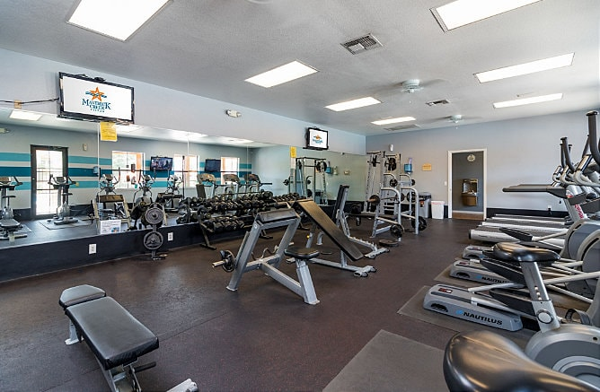 Maverick Creek Apartments Fitness Center