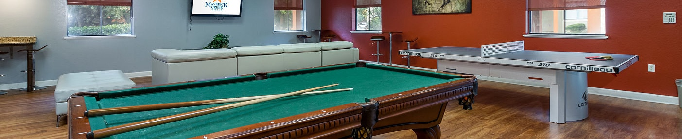 Maverick Creek Game Room